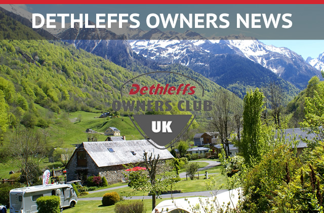 Dethleffs Owners News